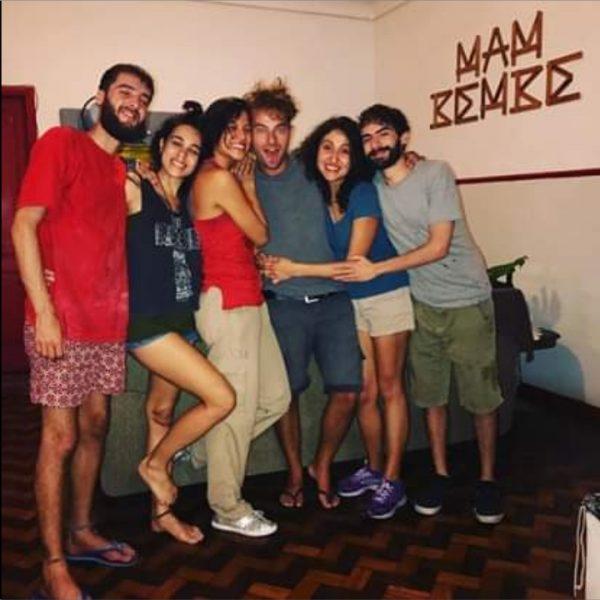 Mambembe-hostel