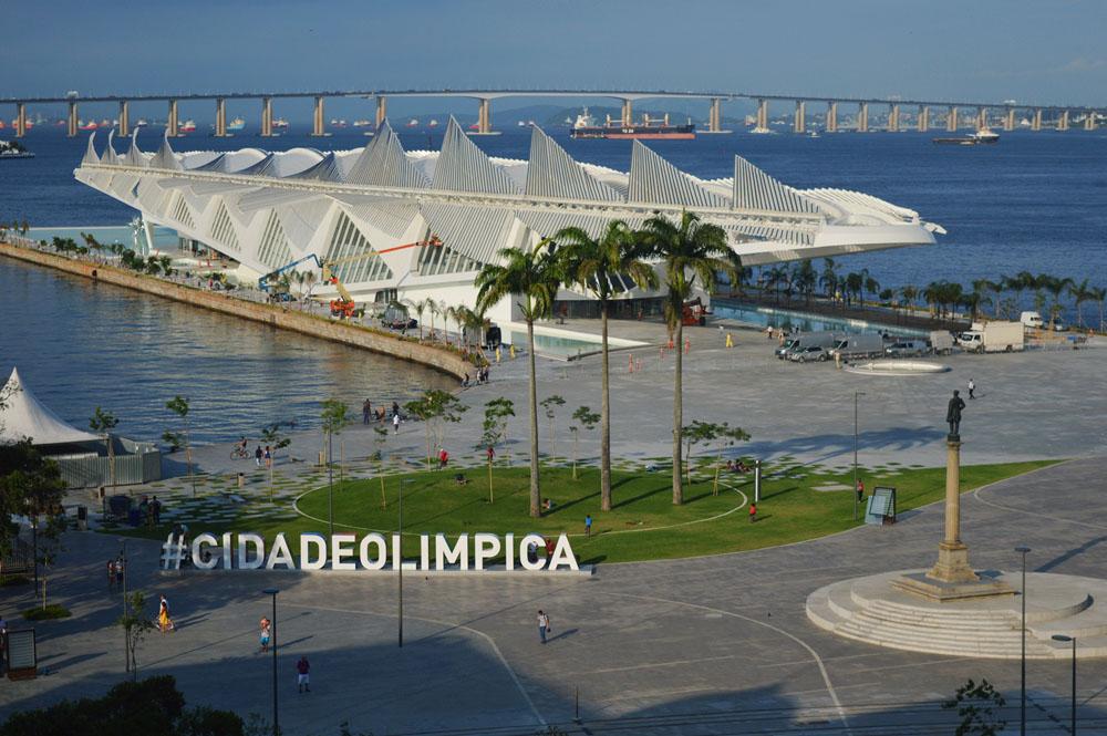 5 days itinerary Rio de Janeiro