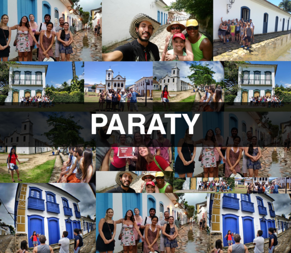 Discover The SECRETS Of Rio And Paraty In Unique Tours. We Offer The  Original Rio Free Walking Tour And Paraty Free Walking Tour!