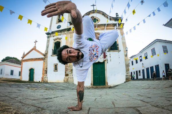 Capoeira Workshop in Paraty