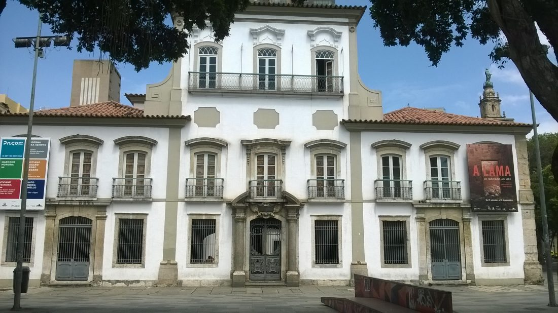 PAÇO IMPERIAL – BEFORE, ROYAL FAMILY RESIDENCE AND TODAY A CULTURAL CENTER