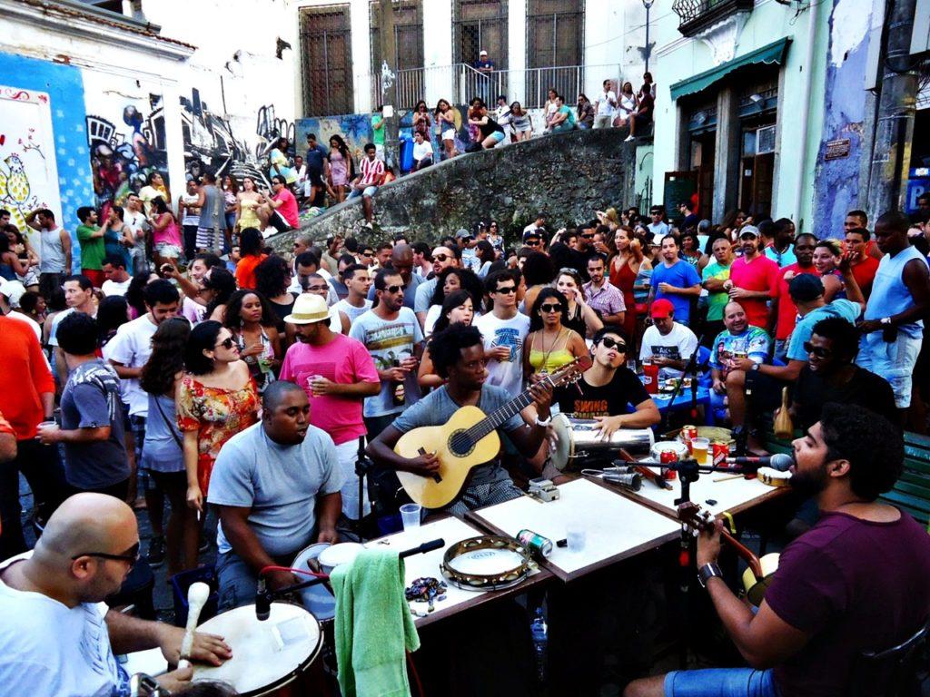 Pedra do Sal – O local onde nasceu o Samba