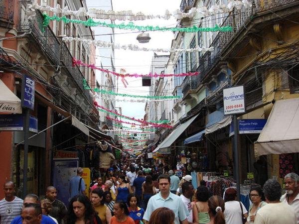 Saara en Río de Janeiro – Variedad y bajo precio