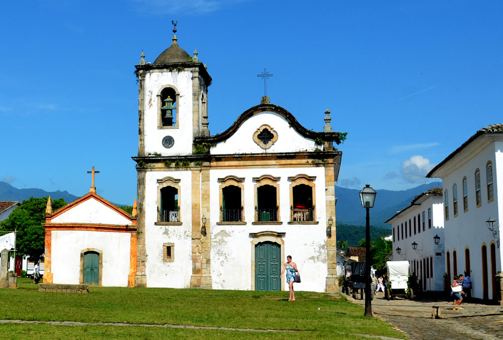 Free Walking Tour Paraty