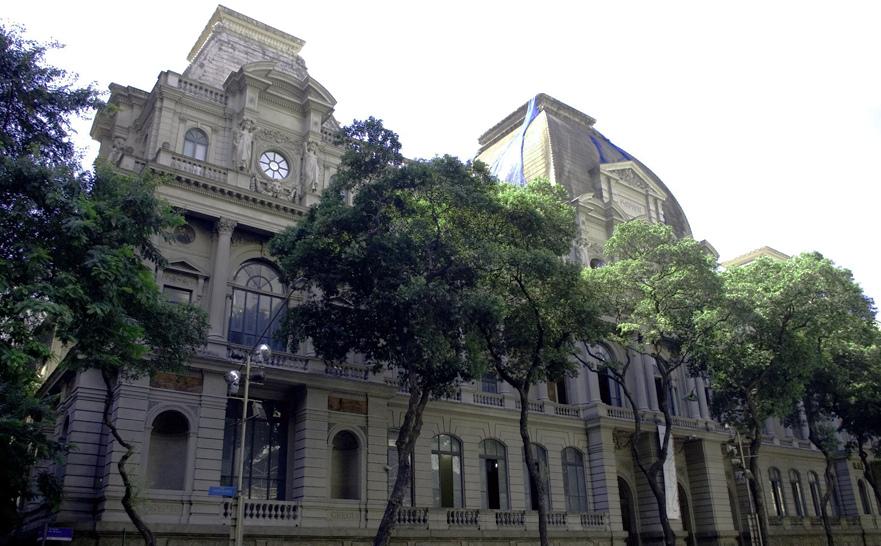 Museu Nacional de Belas Artes – Patrimônio Nacional