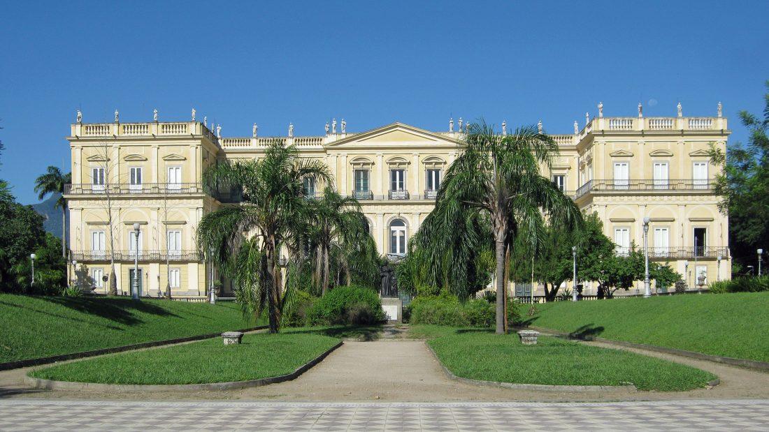 Museo Nacional en Río de Janeiro: 200 años de historia