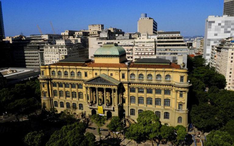 Biblioteca Nacional en Río de Janeiro – lea todo sobre