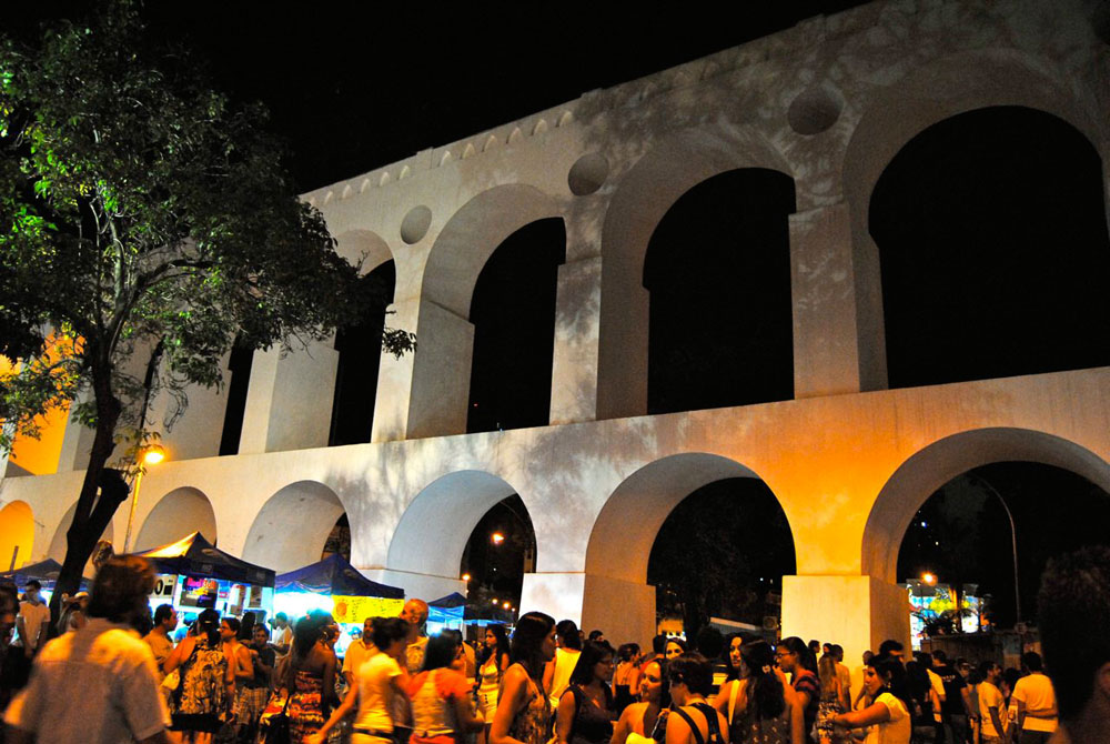Rio de Janeiro at night: The best bars and clubs of Lapa RJ