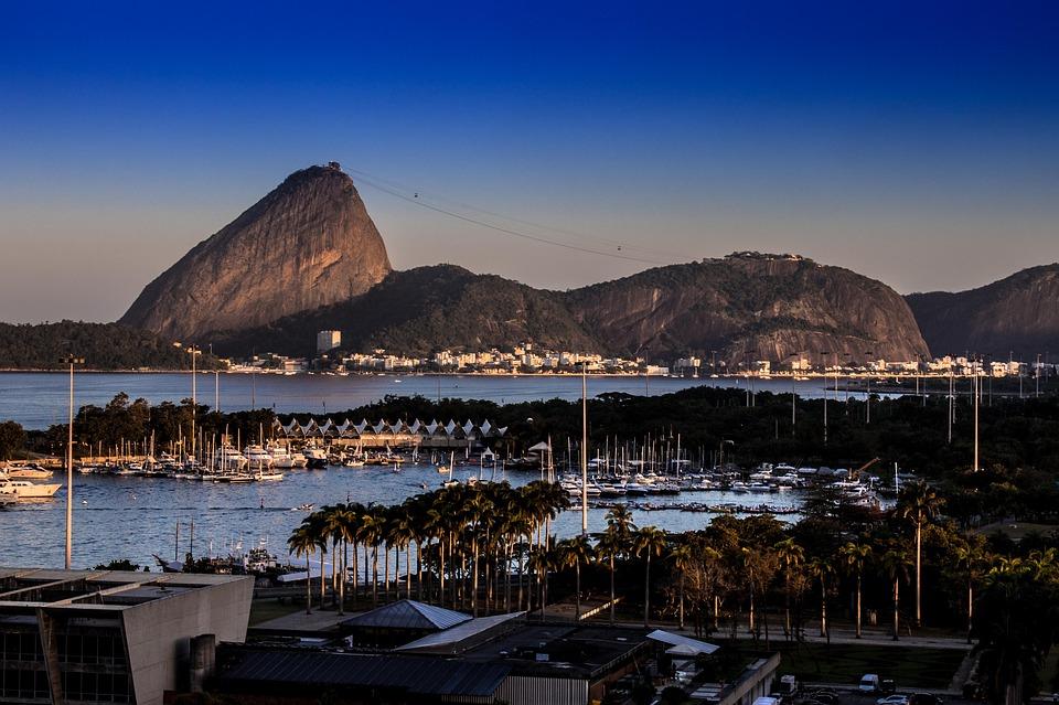 Guia com os lugares mais românticos no Rio de Janeiro
