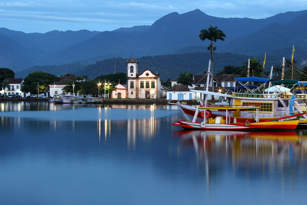 Everything about Paraty!