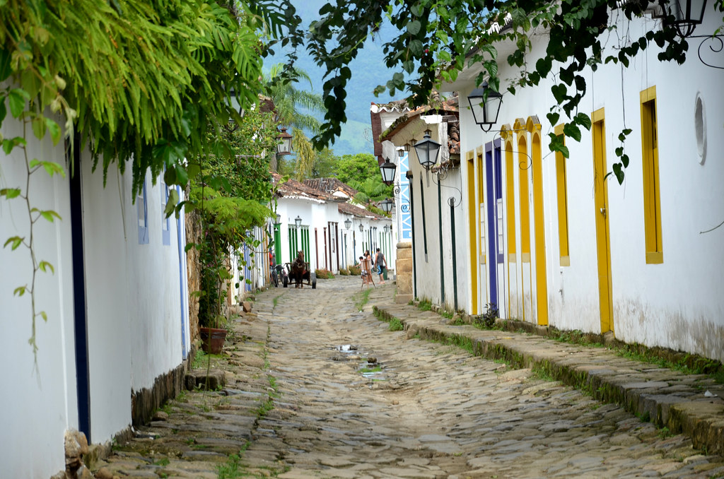 Historical Center of Paraty