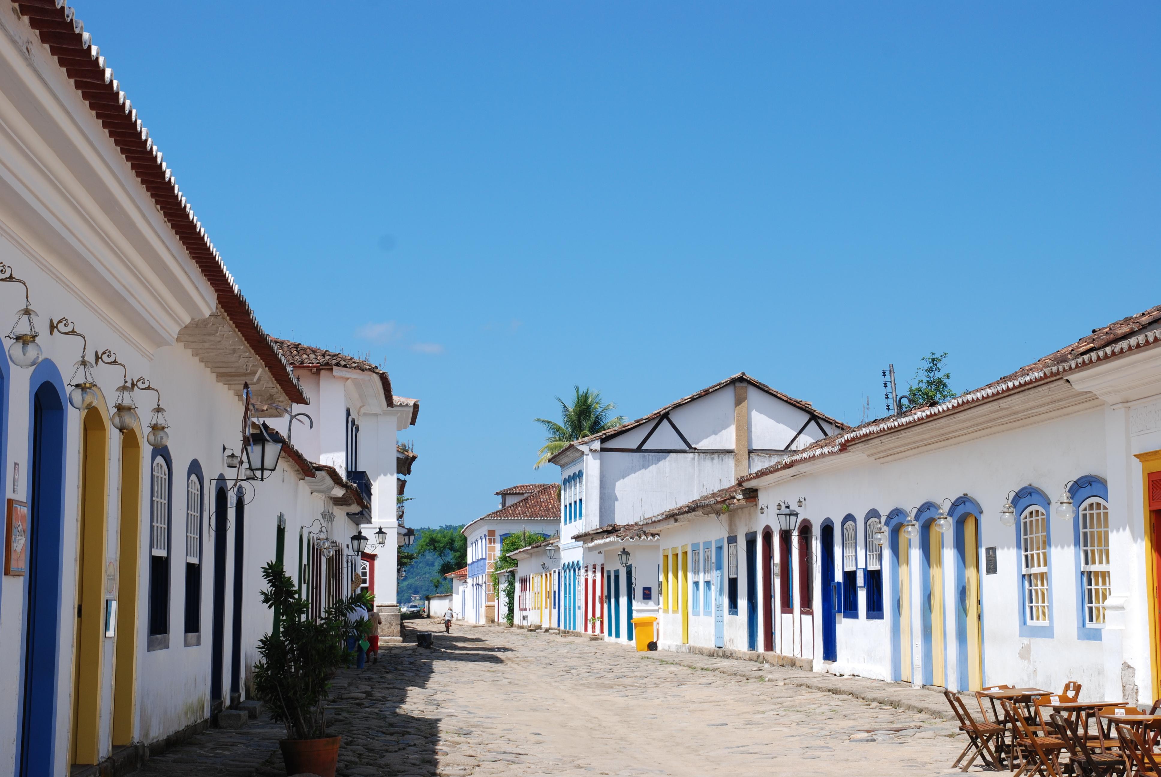 Churches of Paraty