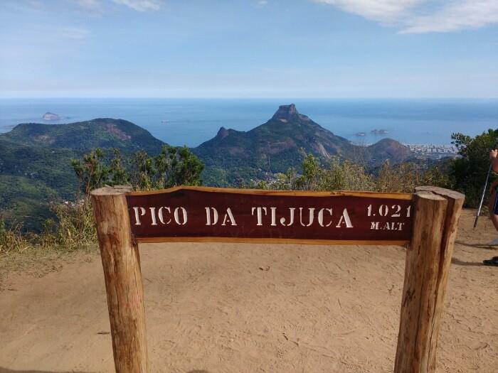 PICO DA TIJUCA – VEJA O RIO DE JANEIRO EM 360 GRAUS