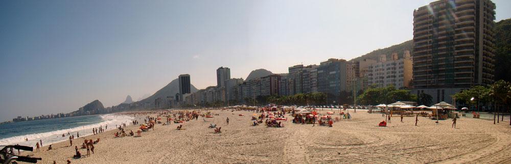 Las 5 Mejores playas en Río de Janeiro Capital