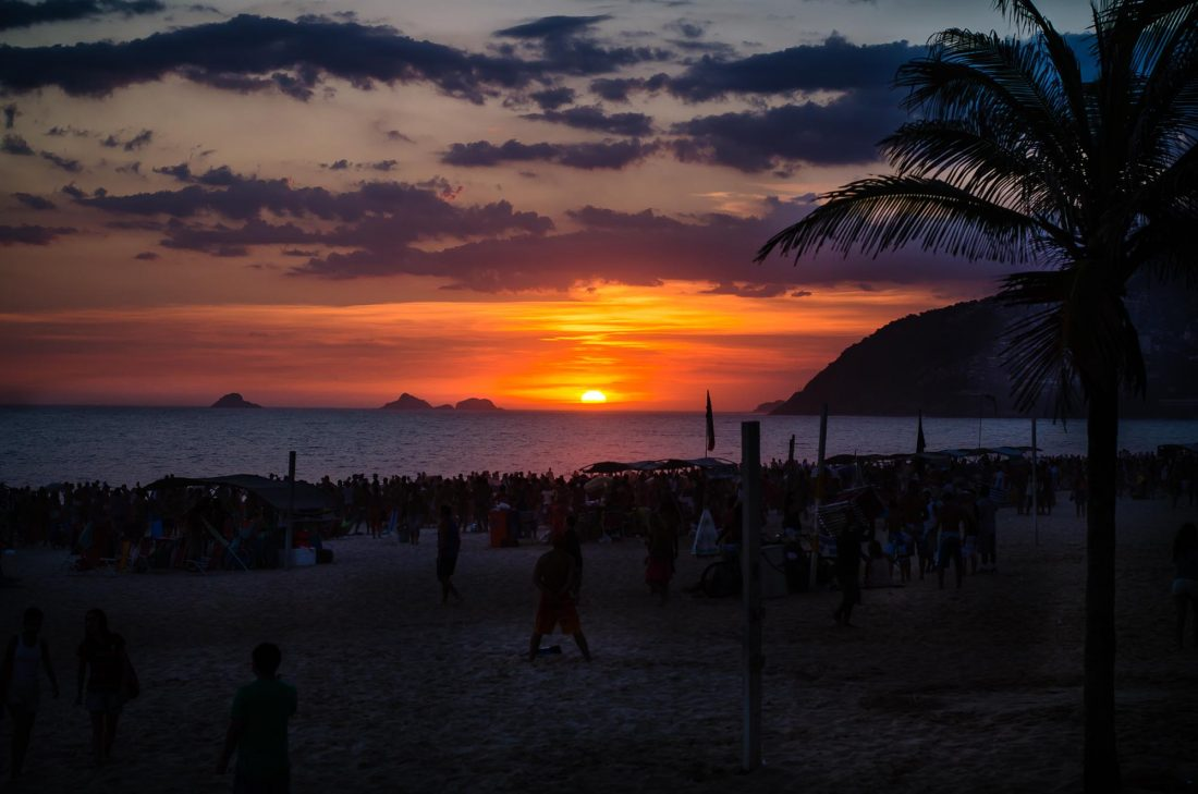 Sunset in Rio de Janeiro – The best spots in the City