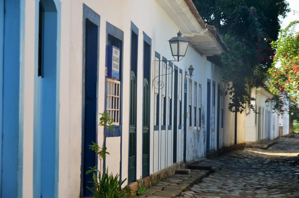 Pousadas em Paraty: lugares para se hospedar!