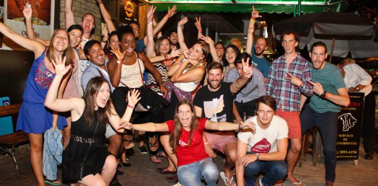 Pub Crawl Río de Janeiro Ipanema