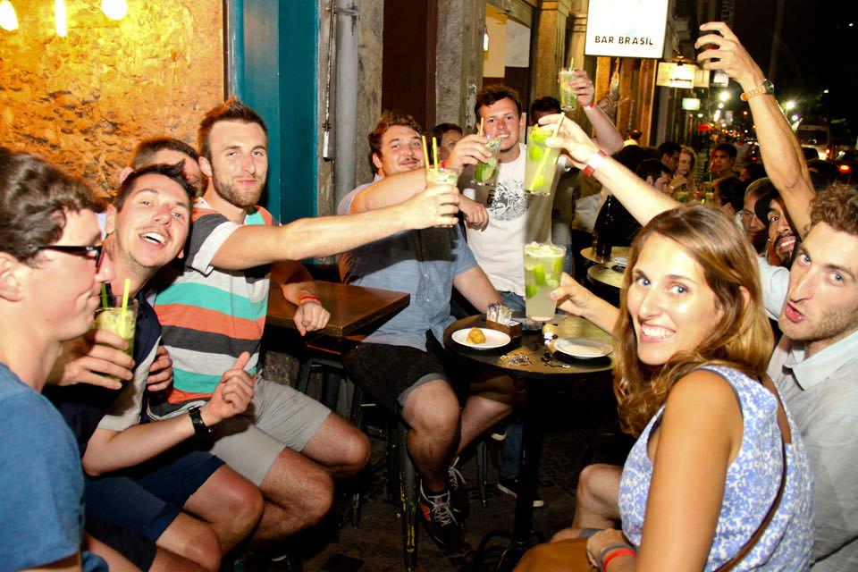 Pub Crawl Río de Janeiro Lapa