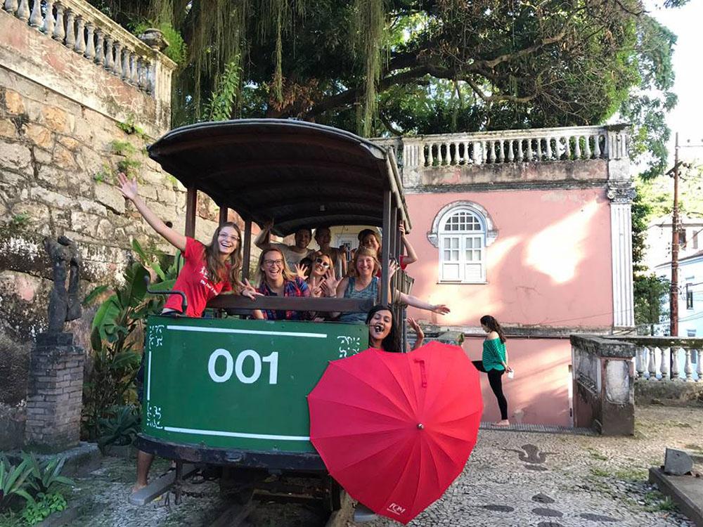 Santa Teresa Río de Janeiro – Consejos locales del vecindario