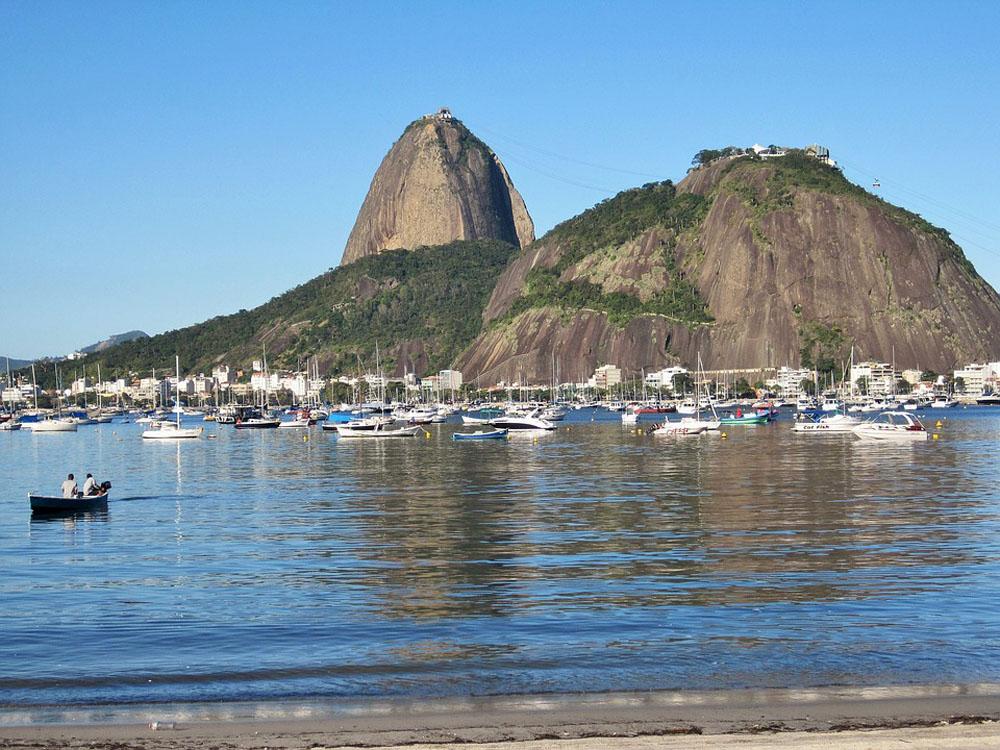 Sendero del Morro da Urca: Consejos de economía en Río