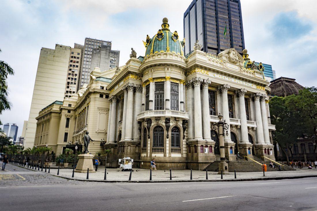 Municipal Theater of Rio de Janeiro – Culture and Art